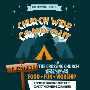 Church Wide Campout